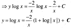 MP Board Class 12th Maths Book Solutions Chapter 9 अवकल समीकरण Ex 9.6 9