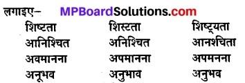 Class 8 Hindi Chapter 12 Mp Board