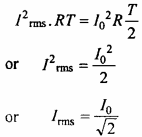 MP Board 12th Physics Important Questions Chapter 7 Alternating Current 6