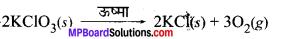 MP Board Class 10th Science Solutions Chapter 1 रासायनिक अभिक्रियाएँ एवं समीकरण 12