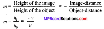 MP Board Class 10th Science Solutions Chapter 10 Light Reflection and Refraction 2