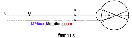 MP Board Class 10th Science Solutions Chapter 11 मानव नेत्र एवं रंगबिरंगा संसार 11