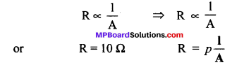MP Board Class 10th Science Solutions Chapter 12 Electricity 26