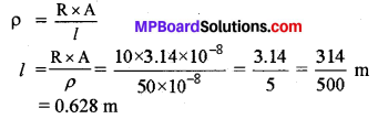 MP Board Class 10th Science Solutions Chapter 12 Electricity 27