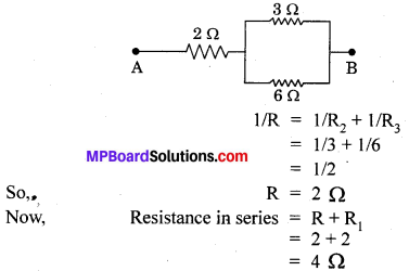 MP Board Class 10th Science Solutions Chapter 12 Electricity 4
