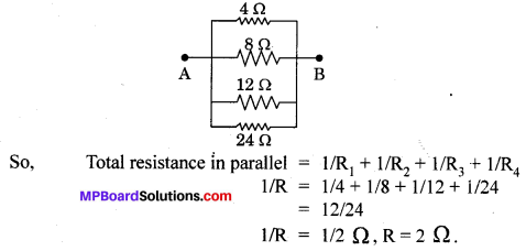 MP Board Class 10th Science Solutions Chapter 12 Electricity 7