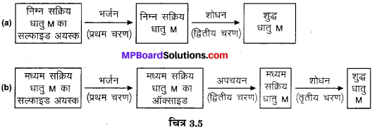 MP Board Class 10th Science Solutions Chapter 3 धातु एवं अधातु 14