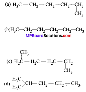 MP Board Class 10th Science Solutions Chapter 4 कार्बन एवं इसके यौगिक 25