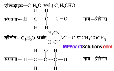 MP Board Class 10th Science Solutions Chapter 4 कार्बन एवं इसके यौगिक 46