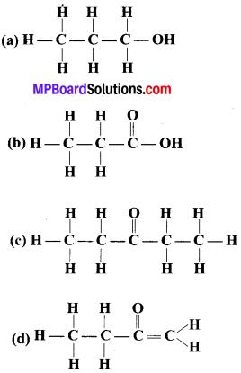 MP Board Class 10th Science Solutions Chapter 4 कार्बन एवं इसके यौगिक 49
