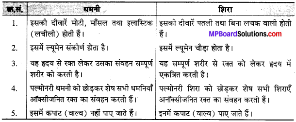 MP Board Class 10th Science Solutions Chapter 6 जैव प्रक्रम 10