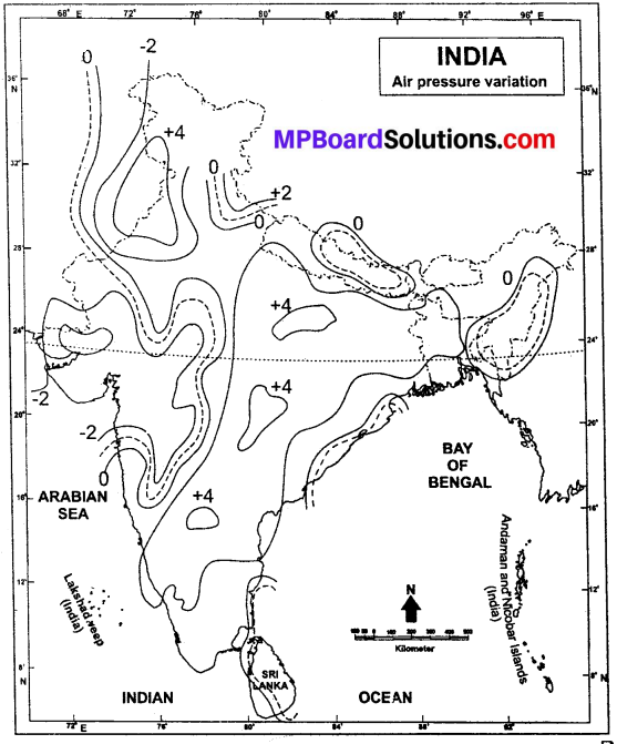 MP Board Class 10th Social Science Solutions Chapter 5 Map Reading and Depiction img 11