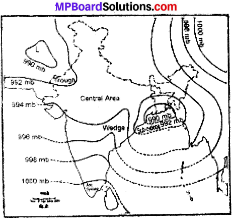 MP Board Class 10th Social Science Solutions Chapter 5 Map Reading and Depiction img 7