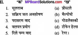 MP Board Class 11th Biology Solutions Chapter 11 पौधों में परिवहन - 2