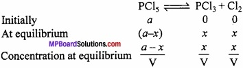 MP Board Class 11th Chemistry Important Questions Chapter 7 Equilibrium img 13