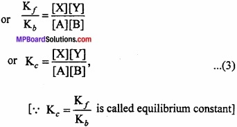 MP Board Class 11th Chemistry Important Questions Chapter 7 Equilibrium img 19