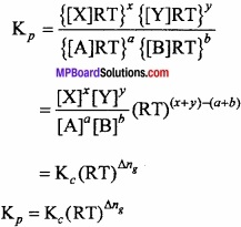 MP Board Class 11th Chemistry Important Questions Chapter 7 Equilibrium img 23