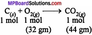 MP Board Class 11th Chemistry Important Questions Unit 1 Some Basic Concepts of Chemistry image 7