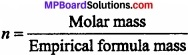 MP Board Class 11th Chemistry Important Questions Unit 1 Some Basic Concepts of Chemistry image 8