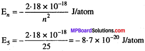 MP Board Class 11th Chemistry Solutions Chapter 2 परमाणु की संरचना - 10