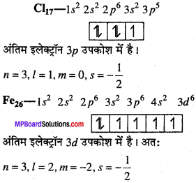 MP Board Class 11th Chemistry Solutions Chapter 2 परमाणु की संरचना - 41