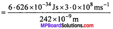 MP Board Class 11th Chemistry Solutions Chapter 2 परमाणु की संरचना - 5
