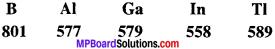 MP Board Class 11th Chemistry Solutions Chapter 3 तत्त्वों का वर्गीकरण एवं गुणधर्मों में आवर्तिता - 1