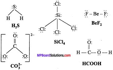 MP Board Class 11th Chemistry Solutions Chapter 4 रासायनिक आबंधन तथा आण्विक संरचना - 33