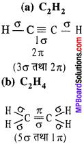 MP Board Class 11th Chemistry Solutions Chapter 4 रासायनिक आबंधन तथा आण्विक संरचना - 39