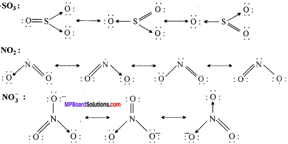 MP Board Class 11th Chemistry Solutions Chapter 4 रासायनिक आबंधन तथा आण्विक संरचना - 42