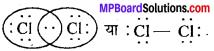 MP Board Class 11th Chemistry Solutions Chapter 4 रासायनिक आबंधन तथा आण्विक संरचना - 46