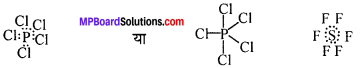 MP Board Class 11th Chemistry Solutions Chapter 4 रासायनिक आबंधन तथा आण्विक संरचना - 5