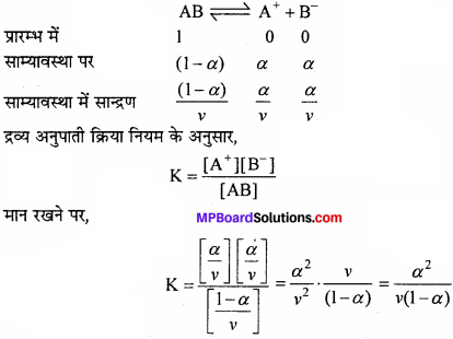 MP Board Class 11th Chemistry Solutions Chapter 7 साम्यावस्था - 102