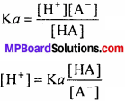 MP Board Class 11th Chemistry Solutions Chapter 7 साम्यावस्था - 111