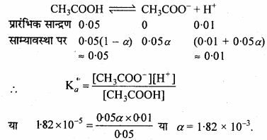 MP Board Class 11th Chemistry Solutions Chapter 7 साम्यावस्था - 47