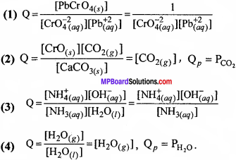 MP Board Class 11th Chemistry Solutions Chapter 7 साम्यावस्था - 89