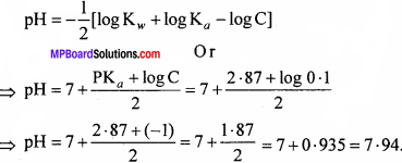 MP Board Class 11th Chemistry Solutions Chapter 7 साम्यावस्था - 90