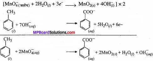 MP Board Class 11th Chemistry Solutions Chapter 8 अपचयोपचय अभिक्रियाएँ - 23