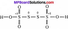 MP Board Class 11th Chemistry Solutions Chapter 8 अपचयोपचय अभिक्रियाएँ - 5