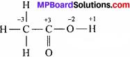 MP Board Class 11th Chemistry Solutions Chapter 8 अपचयोपचय अभिक्रियाएँ - 7