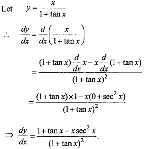 MP Board Class 11th Maths Important Questions Chapter 13 Limits and Derivatives 41
