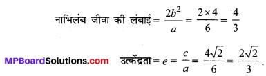 MP Board Class 11th Maths Solutions Chapter 11 शंकु परिच्छेद Ex 11.3 img-7