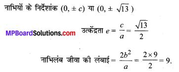 MP Board Class 11th Maths Solutions Chapter 11 शंकु परिच्छेद Ex 11.4 img-2