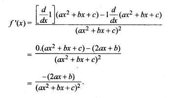 MP Board Class 11th Maths Solutions Chapter 13 सीमा और अवकलज विविध प्रश्नावली img-11