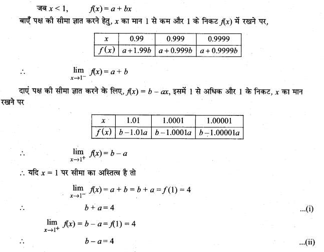 MP Board Class 11th Maths Solutions Chapter 13 सीमा और अवकलज Ex 13.1 img-56