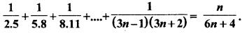 MP Board Class 11th Maths Solutions Chapter 4 गणितीय आगमन का सिद्धांत Ex 4.1 img-18