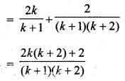 MP Board Class 11th Maths Solutions Chapter 4 गणितीय आगमन का सिद्धांत Ex 4.1 img-7