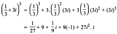 MP Board Class 11th Maths Solutions Chapter 5 सम्मिश्र संख्याएँ और द्विघातीय समीकरण Ex 5.1 img-4