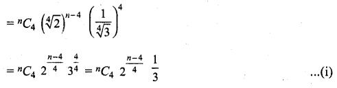MP Board Class 11th Maths Solutions Chapter 8 द्विपद प्रमेय विविध प्रश्नावली img-9