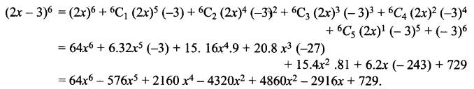 MP Board Class 11th Maths Solutions Chapter 8 द्विपद प्रमेय Ex 8.1 img-3